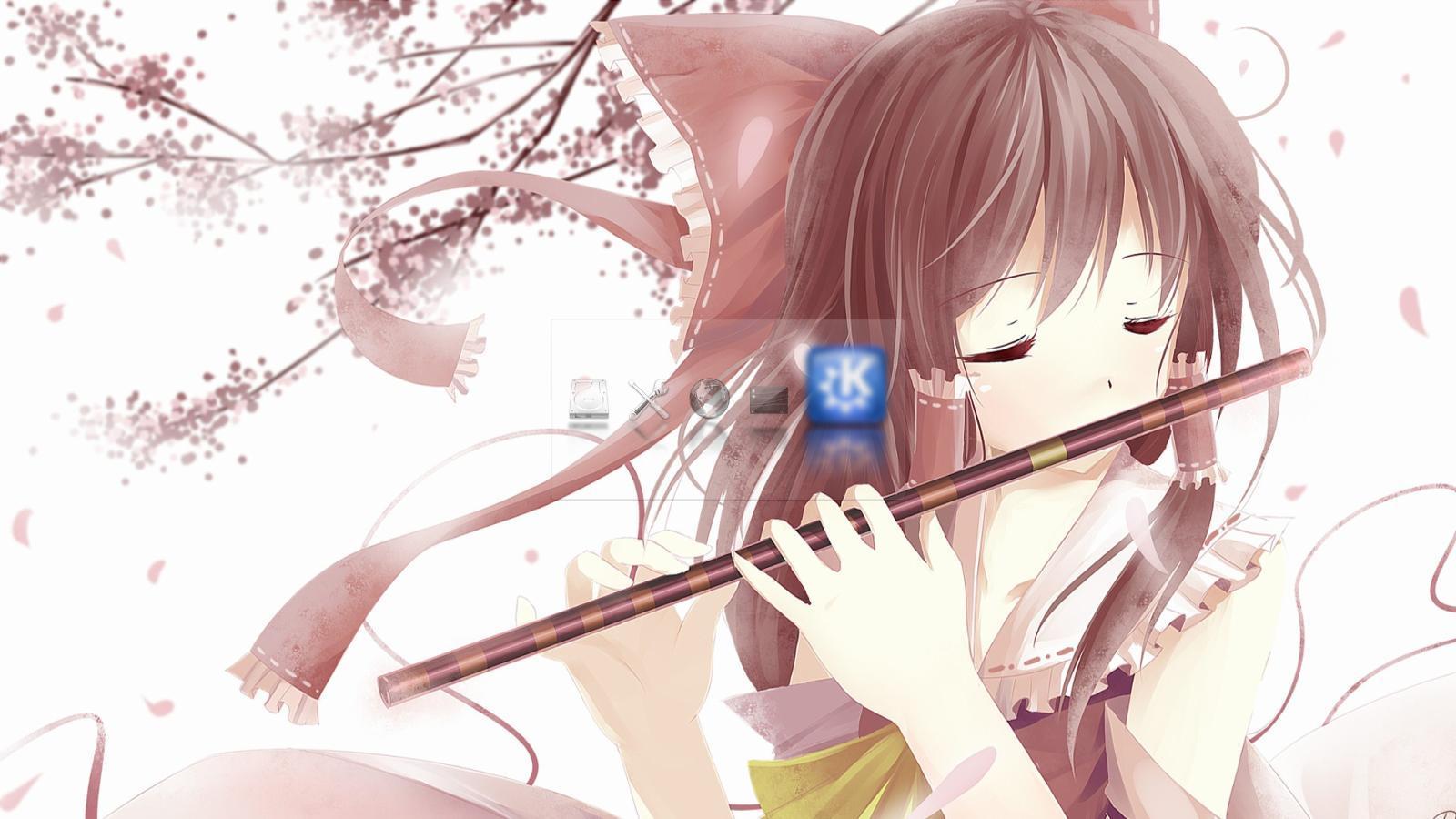 KSplash - Hakurei Reimu